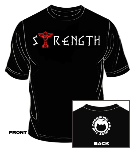 THE STRENGTH SHIRT