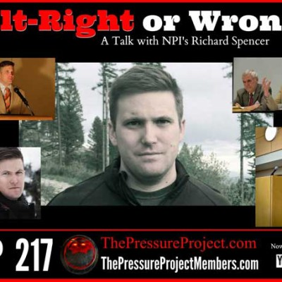 Alt-Right or Wrong