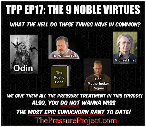 TPP 17: THE NINE NOBLE VIRTUES – TPP CANON
