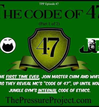 Codeof47