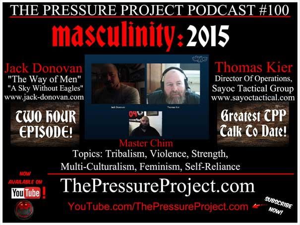 Masculinity 2015