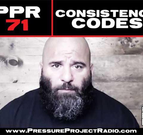 PPR 71: CONSISTENCY CODES