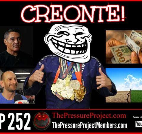 TPP 252: CREONTE!