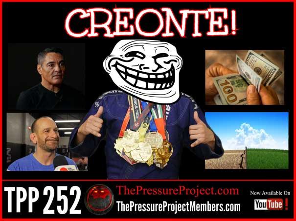 TPP 252 Creonte!