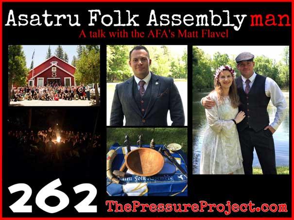 Asatru Folk AssemblyMan